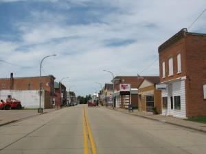 Cassville Main Street 2015